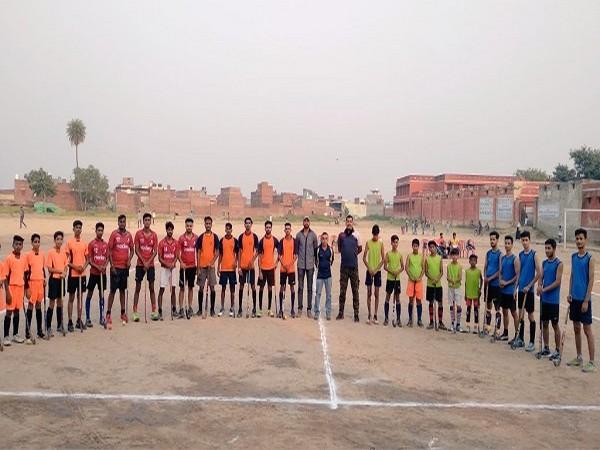 Hockey players resume sports activities in Uttar Pradesh (Image: Hockey India)
