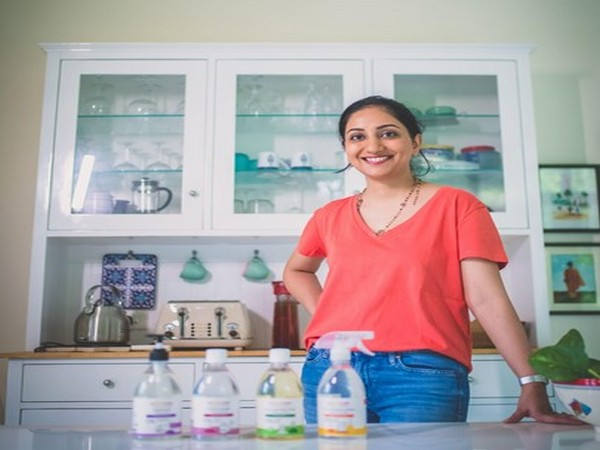 Simran Khara, Founder of Koparo, D2C start-up in home & hygiene products