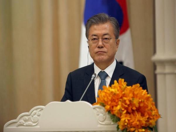 South Korea's incumbent president Moon Jae-in (File photo)