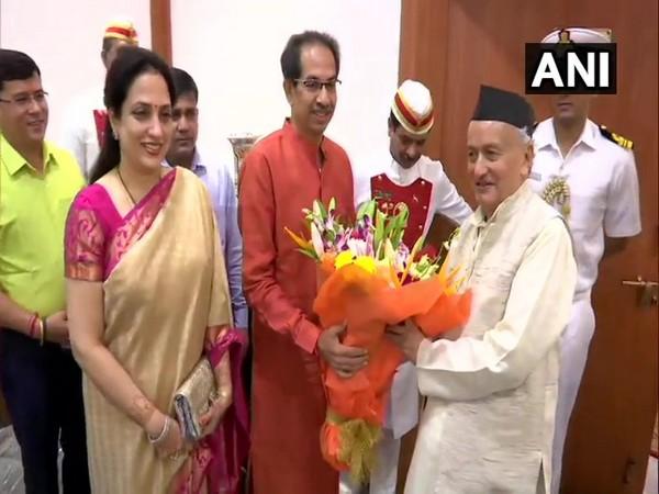 Shiv Sena President Uddhav Thackeray (File photo)