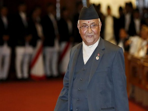Nepal Prime Minister KP Sharma Oli