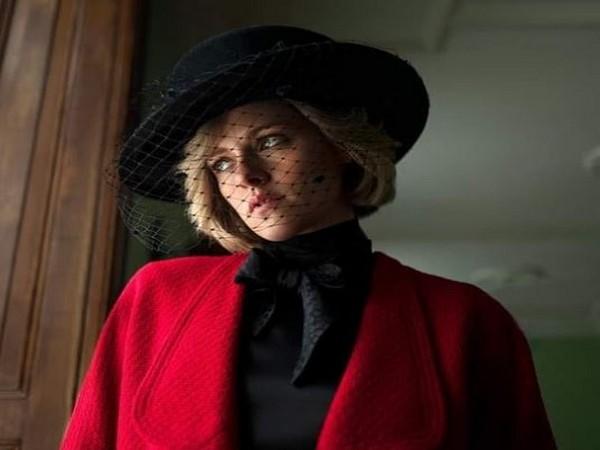 Kristen Stewart as late Princess Diana (Image source: Instagram)