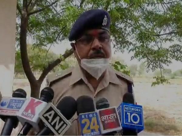 Herandra Kumar, Superintendent of police, Dehat