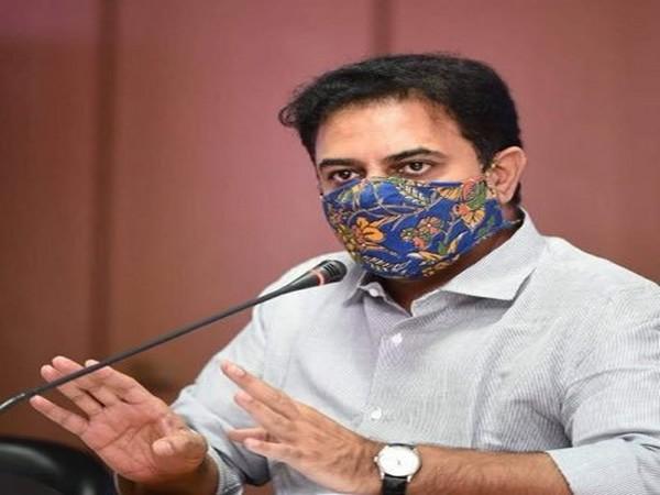 Telangana Minister KT Rama Rao (File photo)