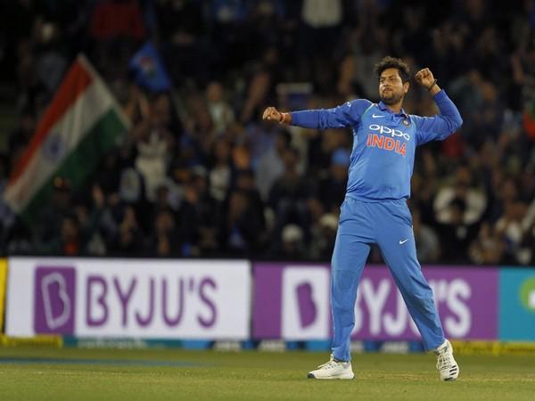 India spinner Kuldeep Yadav