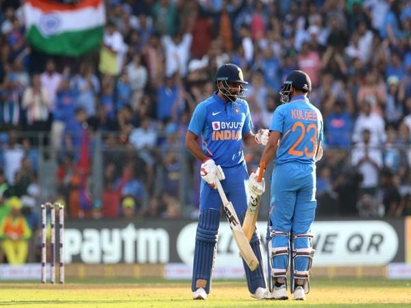 Mumbai ODI: Australia bowl out India for 255