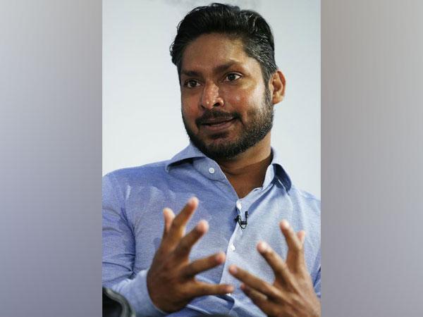 Former Sri Lanka captain Kumar Sangakkara