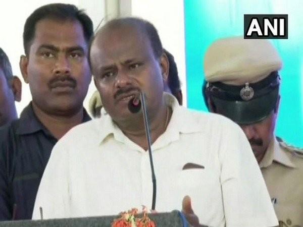 Karnataka Chief Minister HD Kumaraswamy (File Photo/ANI)