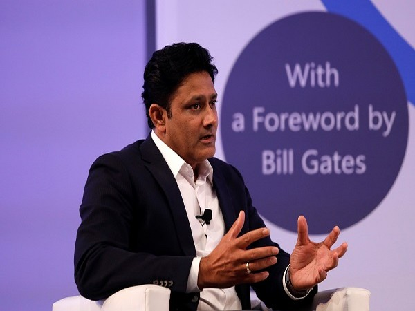 Former Indian cricketer Anil Kumble