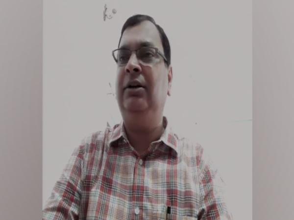 Additional Chief Secretary Information Navneet Sehgal (Photo/ANI)
