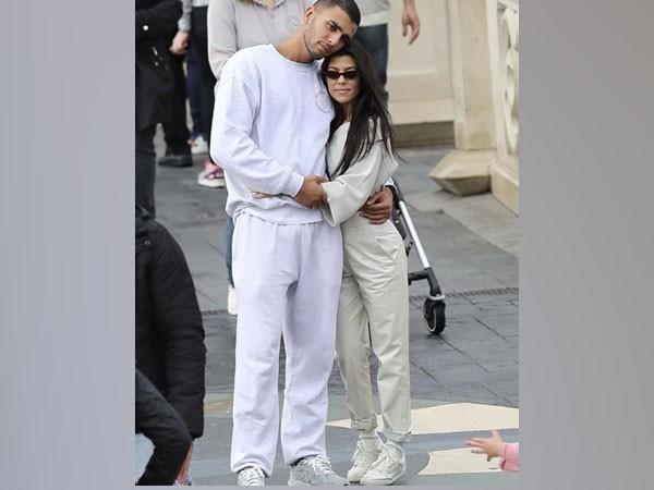Younes Bendjima and Kourtney Kardashian (Image courtesy: Instagram)