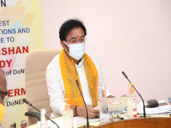Union Minister G Kishan Reddy (Photo/PIB)