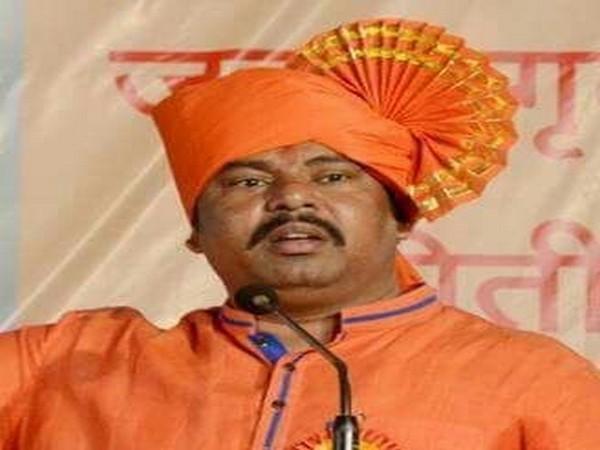 BJP Telangana lawmaker Thakur Raja Singh. (Photo courtesy: Twitter account)