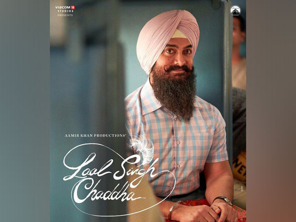 Poster of 'Laal Singh Chaddha' (Image courtesy: Instagram)