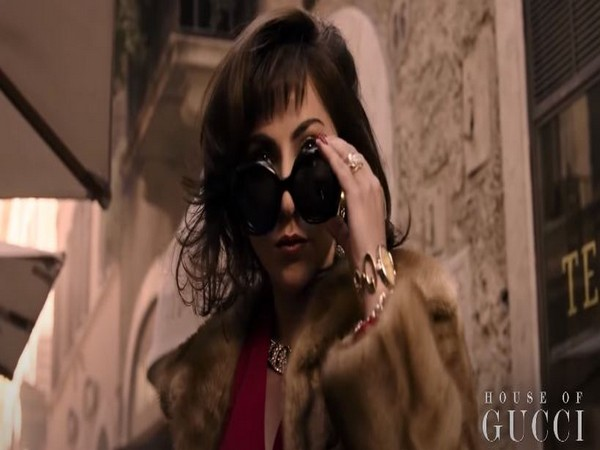 A still from 'House of Gucci' trailer (Image Source: YouTube)
