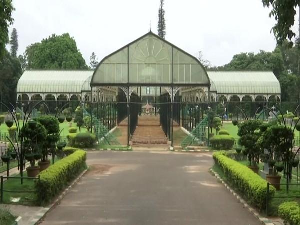Lalbagh Botanical garden (Photo/ANI)
