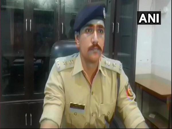 Superintendent of Police, GRP Akhishek Yadav