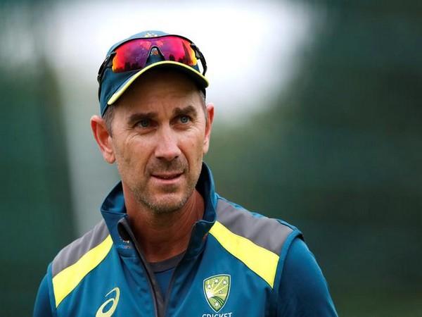 Australia coach Justin Langer