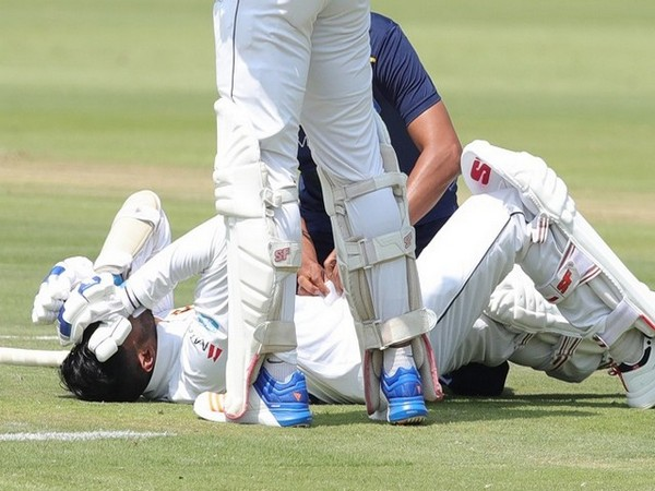 Sri Lanka all-rounder Dhananjaya de Silva (Image: Sri Lanka Cricket's Twitter)