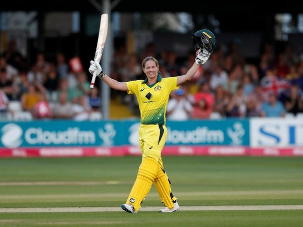 Australia woman cricketer Meg Lanning (File photo)