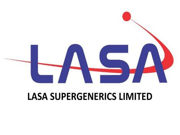 Lasa Supergenerics Ltd logo
