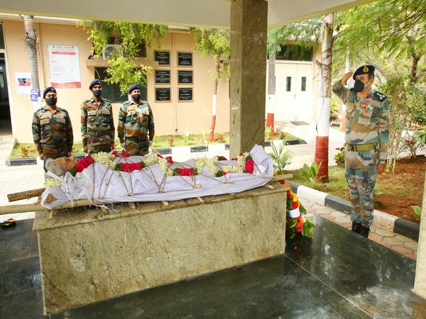 The last rites were performed on January 8, at Swarg Vatika Crematorium, Secunderabad.