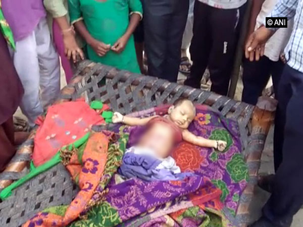 One-month-old mauled to death in Saharanpur