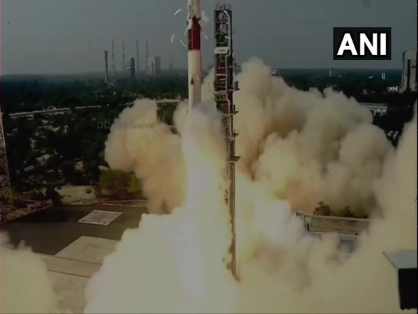 A visual from the launch event. (Photo/ANI)
