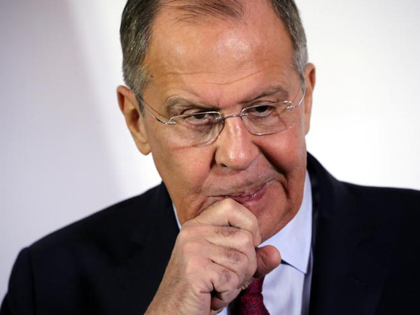 Russian Foreign Minister Sergei Lavrov. (File photo)