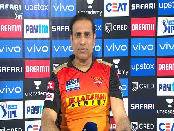 SRH mentor VVS Laxman (Photo/ IPL)