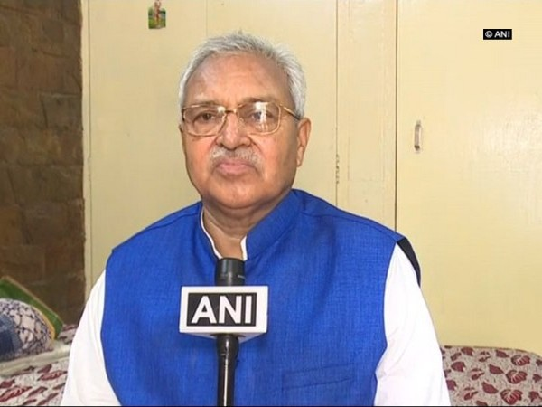 Former President of BJP's Uttar Pradesh unit Laxmikant Bajpai (File Photo)