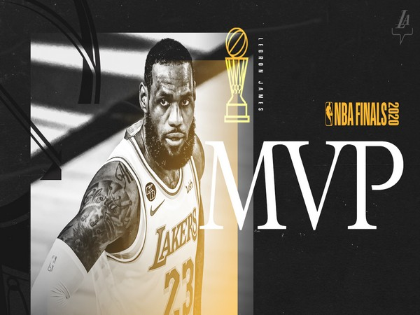 Los Angeles Lakers star LeBron James (Photo/ Los Angeles Lakers Twitter)