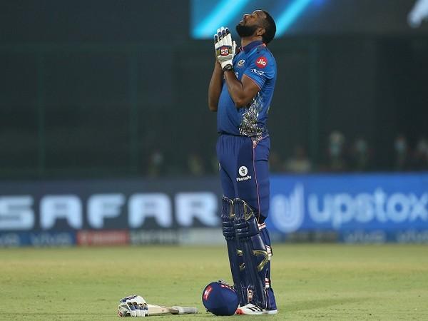 Mumbai Indians all-rounder Kieron Pollard (Image: BCCI/IPL)