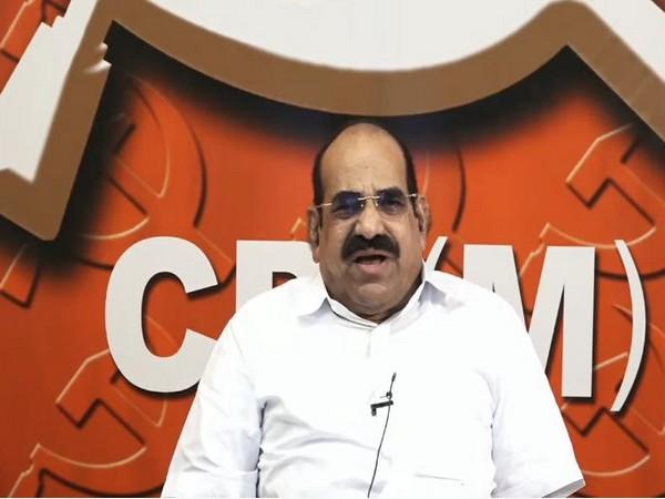CPI-M Kerala State Secretary Kodiyeri Balakrishnan (Photo/ANI)