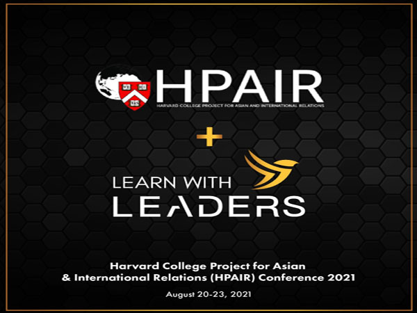 Announcing an exceptional collaboration between Harvard HPAIR and Learn with Leaders: bringing a virtual conference with global leaders to students worldwide