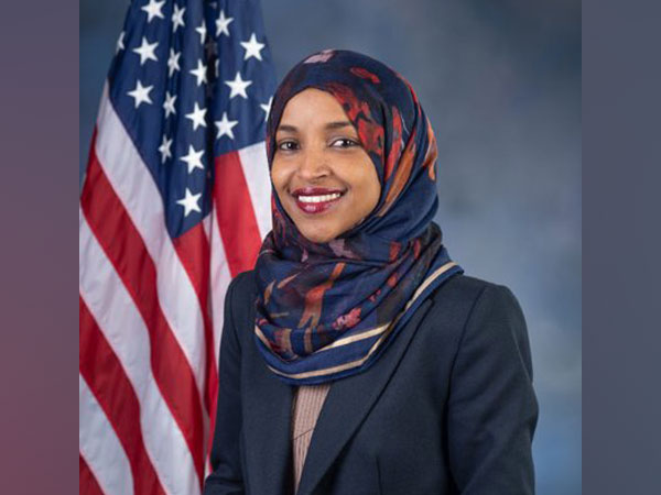 US lawmaker Ilhan Omar