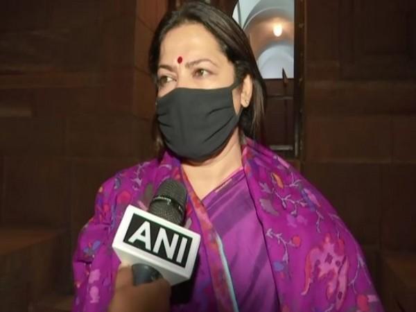 BJP MP Meenakshi Lekhi (File photo)