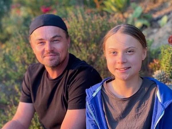 Leonardo DiCaprio and Greta Thunberg (Image courtesy: Instagram)