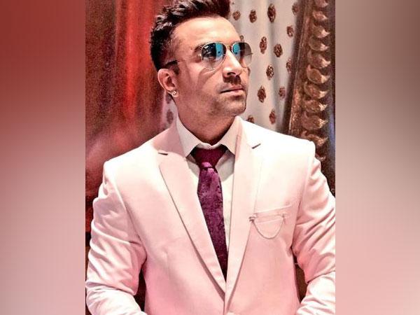 Actor Ajaz Khan, Image courtesy: Instagram