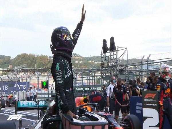 Lewis Hamilton (Photo/Formula 1 Twitter)