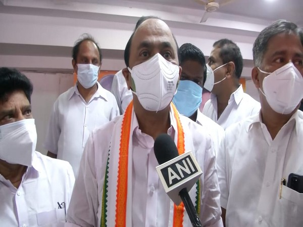 Opposition leader in Kerala VD Satheesan