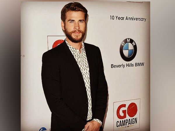Liam Hemsworth (Image courtesy: Instagram)