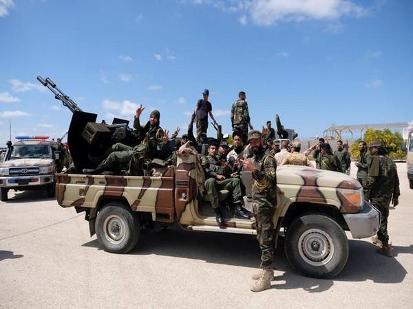 Haftar's Libyan National Army (LNA)