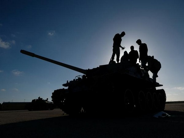 The armed battle began on April 4 when Haftar announced an attack againstTripoli to capture the capital