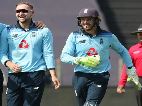 Liam Livingstone and Jos Buttler (Image: Liam Livingstone's Instagram)