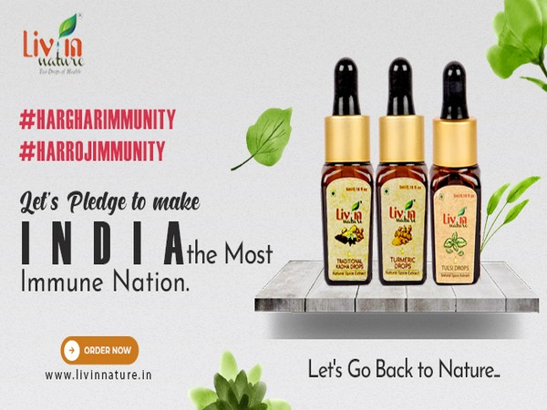 Liv-In Nature Products Are Available Online On Amazon & Official Website