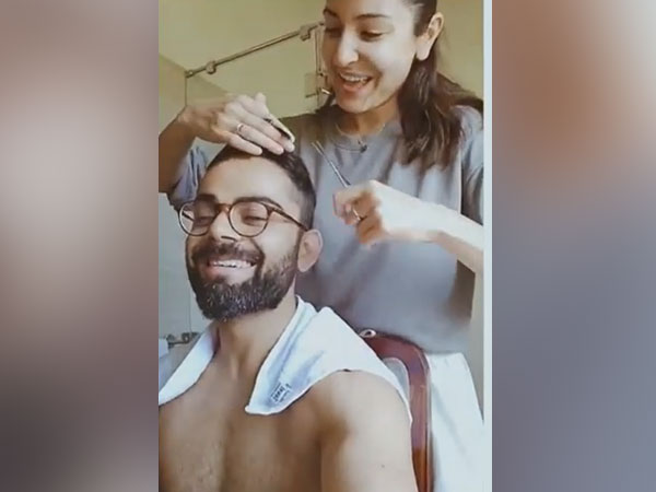 Anushka Sharma and Virat Kohli (Image courtesy: Instagram)