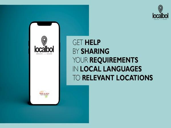 Localbol, A neighbourhood app