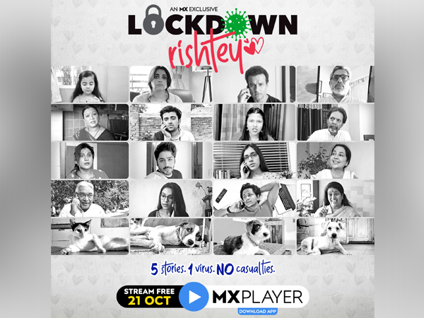 A melange of 5 stories, shot in the lockdown, at homes using a phone, 'Lockdown Rishtey' explores the thick and thin nuances of relationships.
