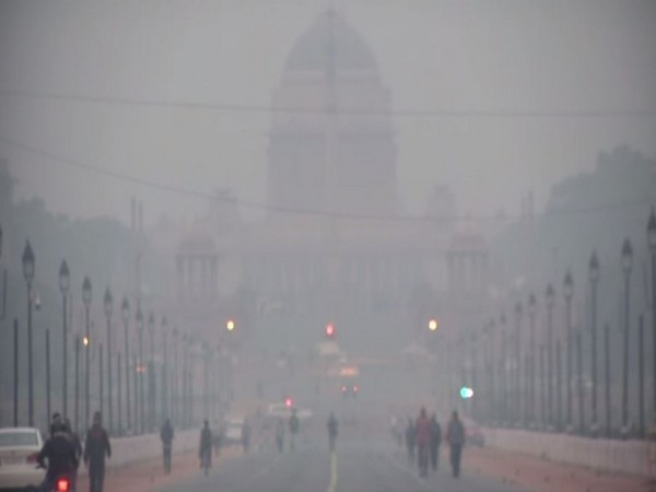 Rajpath on Monday morning. Photo/ANI